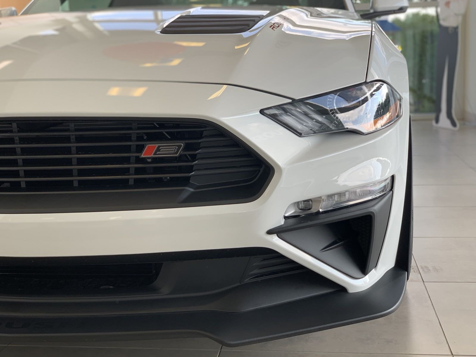 New 2019 Ford Mustang ROUSH Stage 3
