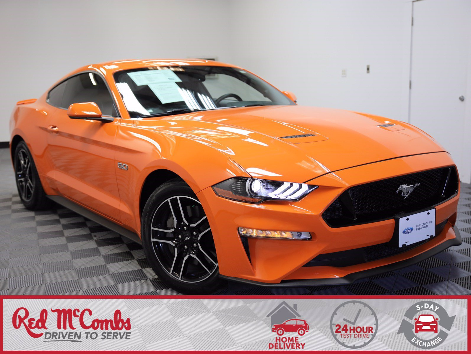 Certified Pre-Owned 2020 Ford Mustang GT