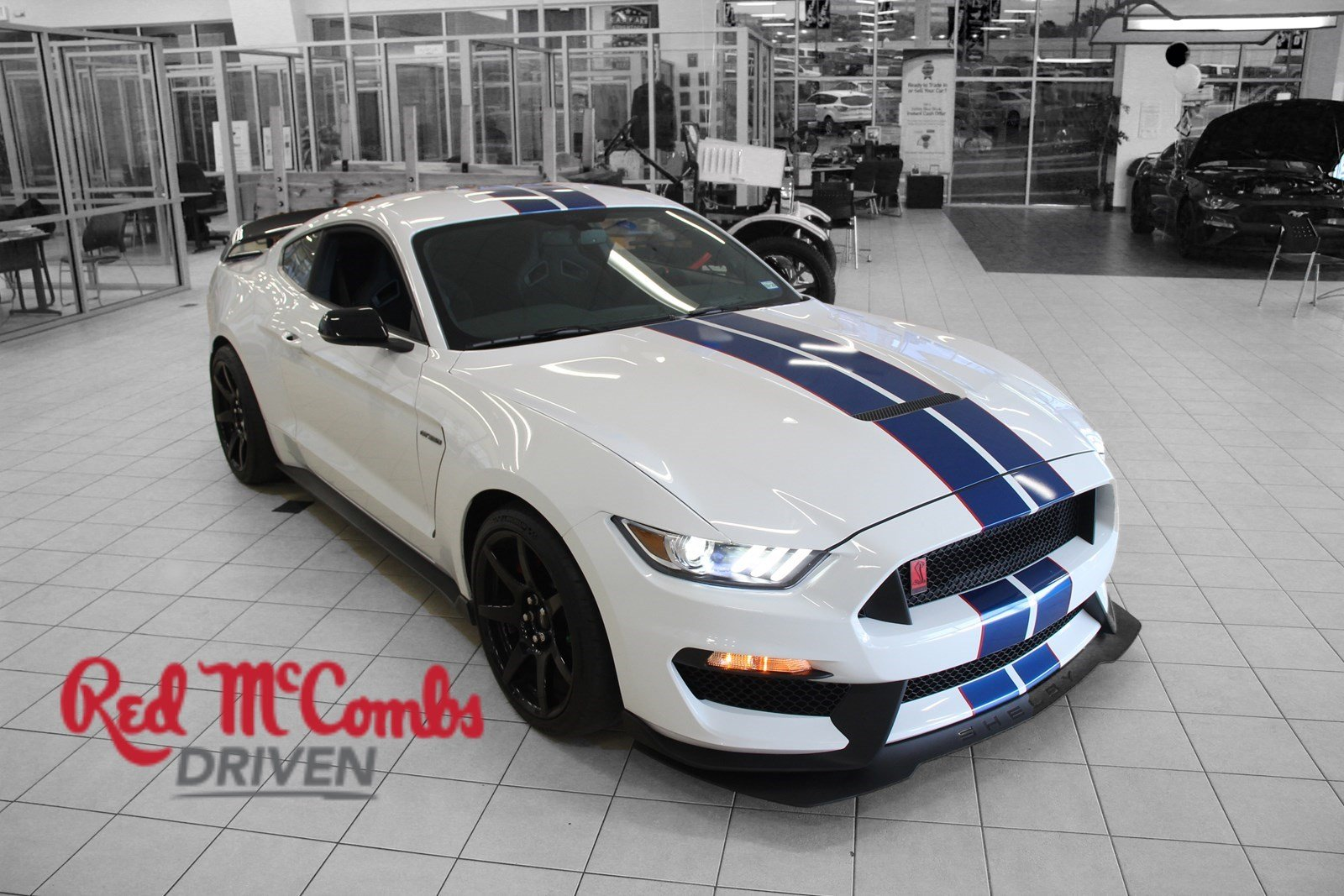 Pre owned 2018 ford mustang shelby gt350r
