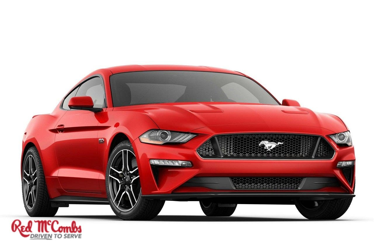 Certified pre owned 2018 ford mustang ecoboost