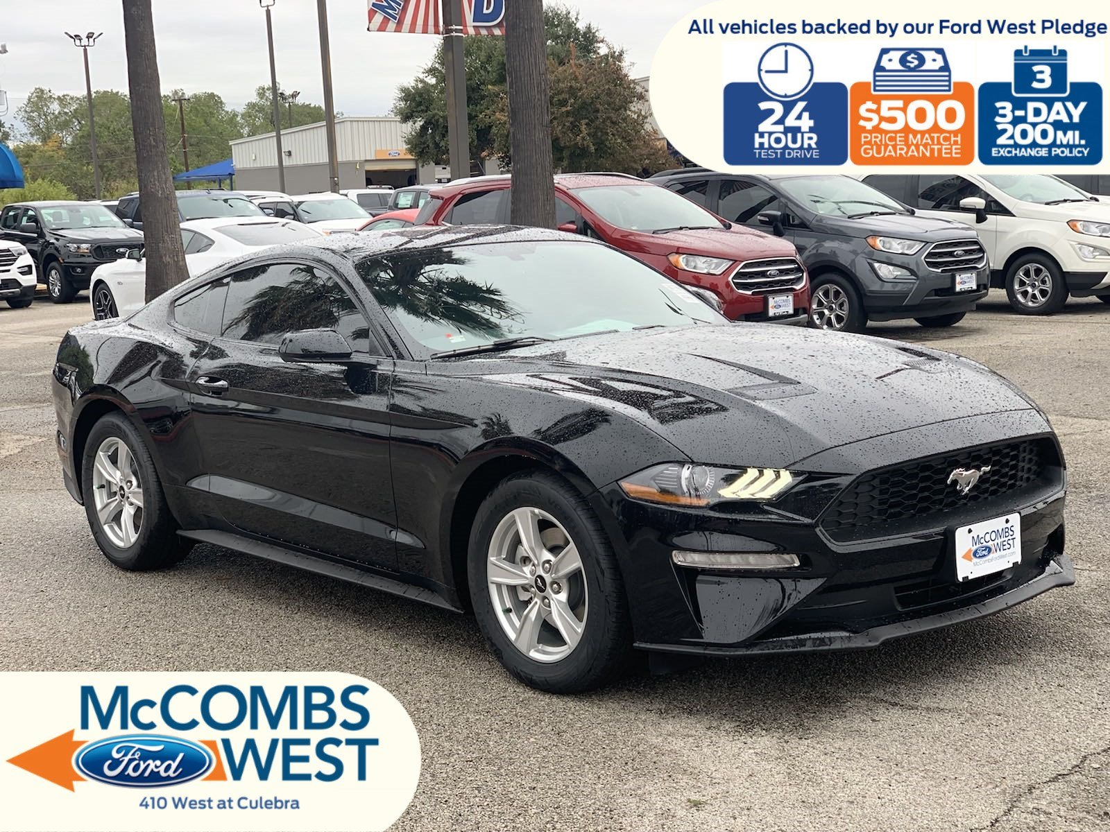 New 2020 Ford Mustang EcoBoost