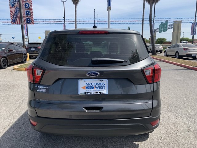 New 2019 Ford Escape