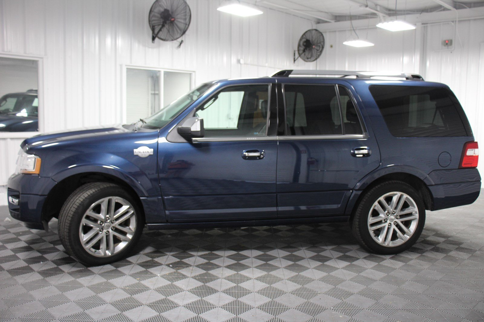 King Ranch Expedition >> Pre Owned 2016 Ford Expedition King Ranch With Navigation 4wd