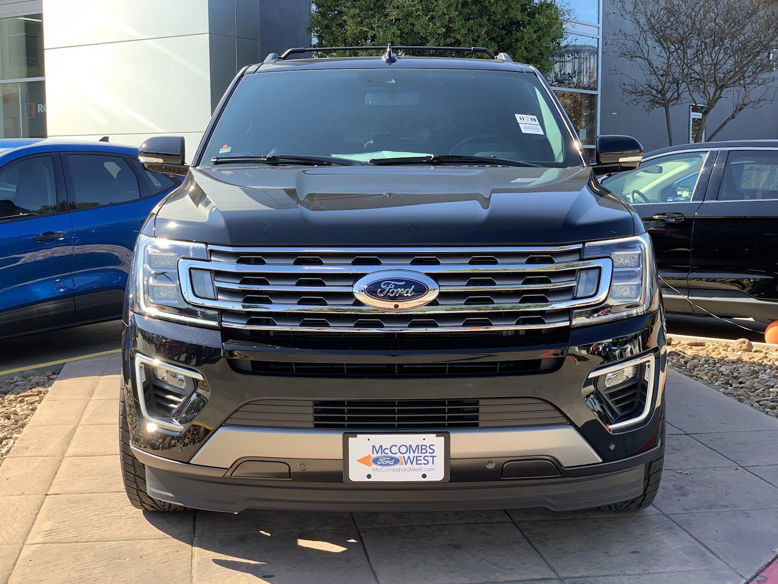 New 2020 Ford Expedition Limited Custom