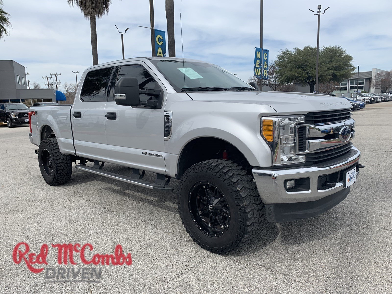 Certified Pre Owned 2017 Ford Super Duty F 250 Srw Xlt