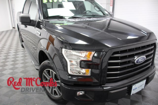 2015 Ford F 150 Regular Cab >> Certified Pre Owned 2015 Ford F 150 Xlt Crew Cab Pickup In San