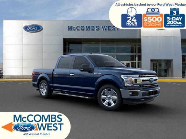 New 2019 Ford F-150 XLT With Navigation & 4WD
