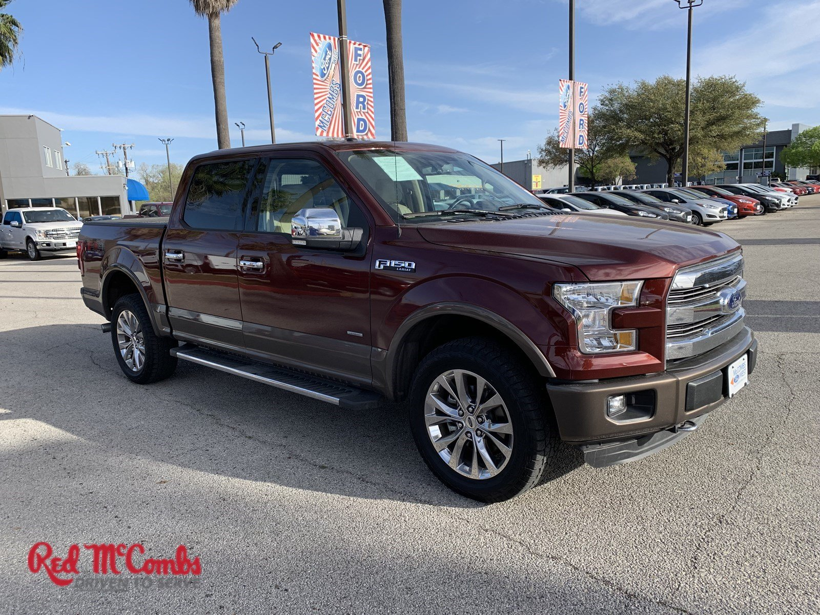 Certified Pre Owned 2016 Ford F 150 Platinum