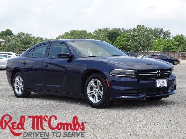 Pre Owned 2017 Dodge Charger Se
