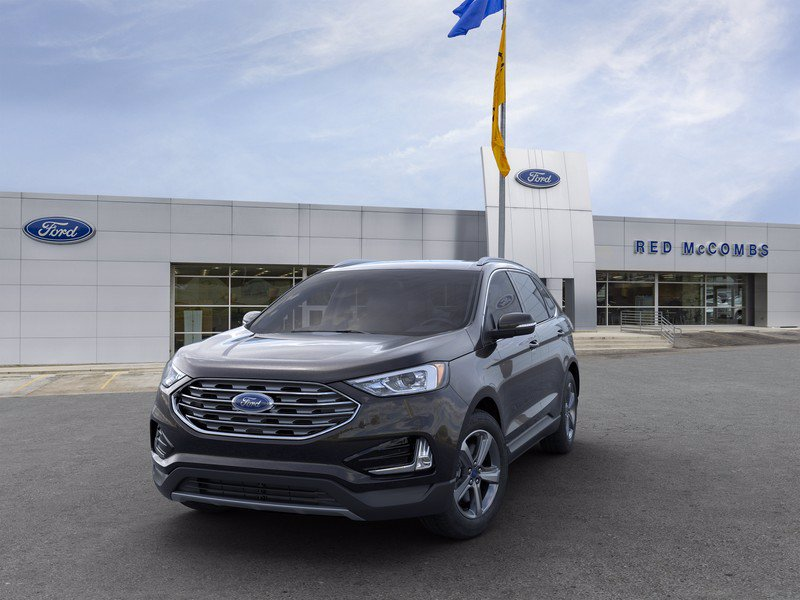 New 2020 Ford Edge