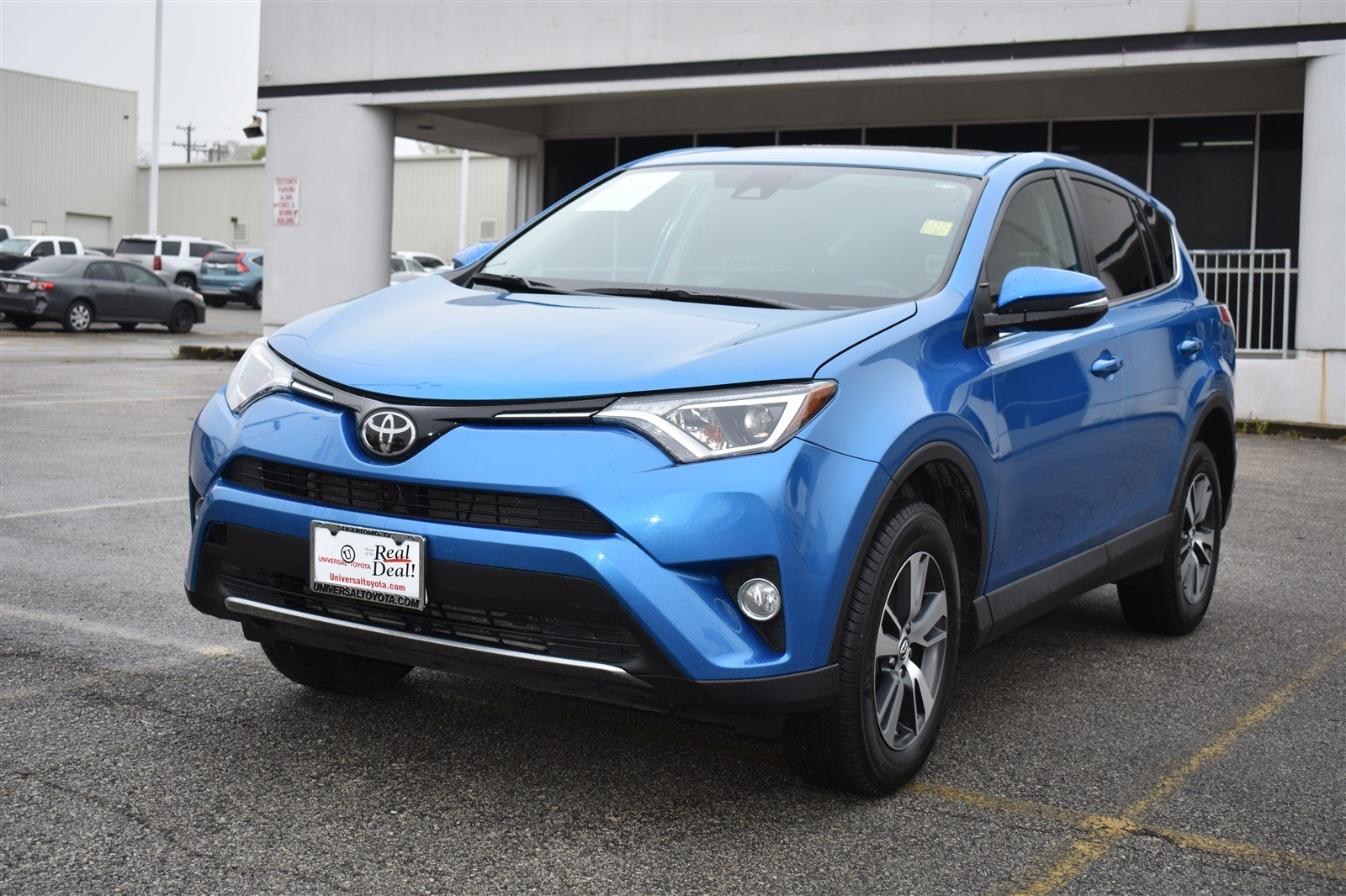 Pre Owned 2018 Toyota Rav4 Xle