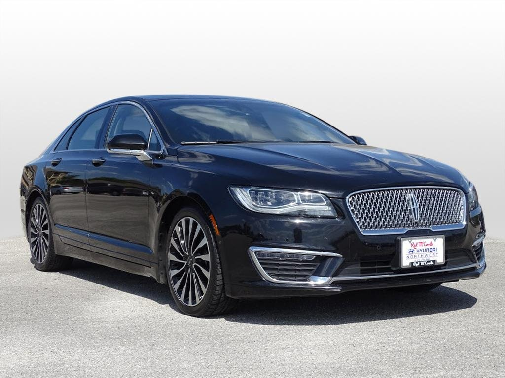 Pre-Owned 2017 Lincoln MKZ Black Label