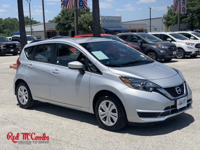 Certified Pre-Owned 2019 Nissan Versa Note SV Hatchback in
