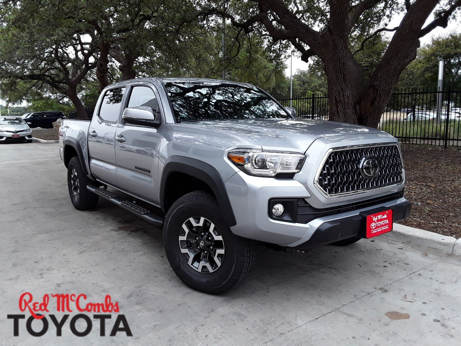 New Toyota Tacoma >> New 2019 Toyota Tacoma Trd Off Road Double Cab In San Antonio