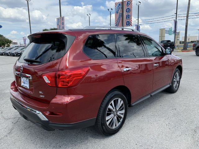 Certified Pre-Owned 2017 Nissan Pathfinder SL 4WD
