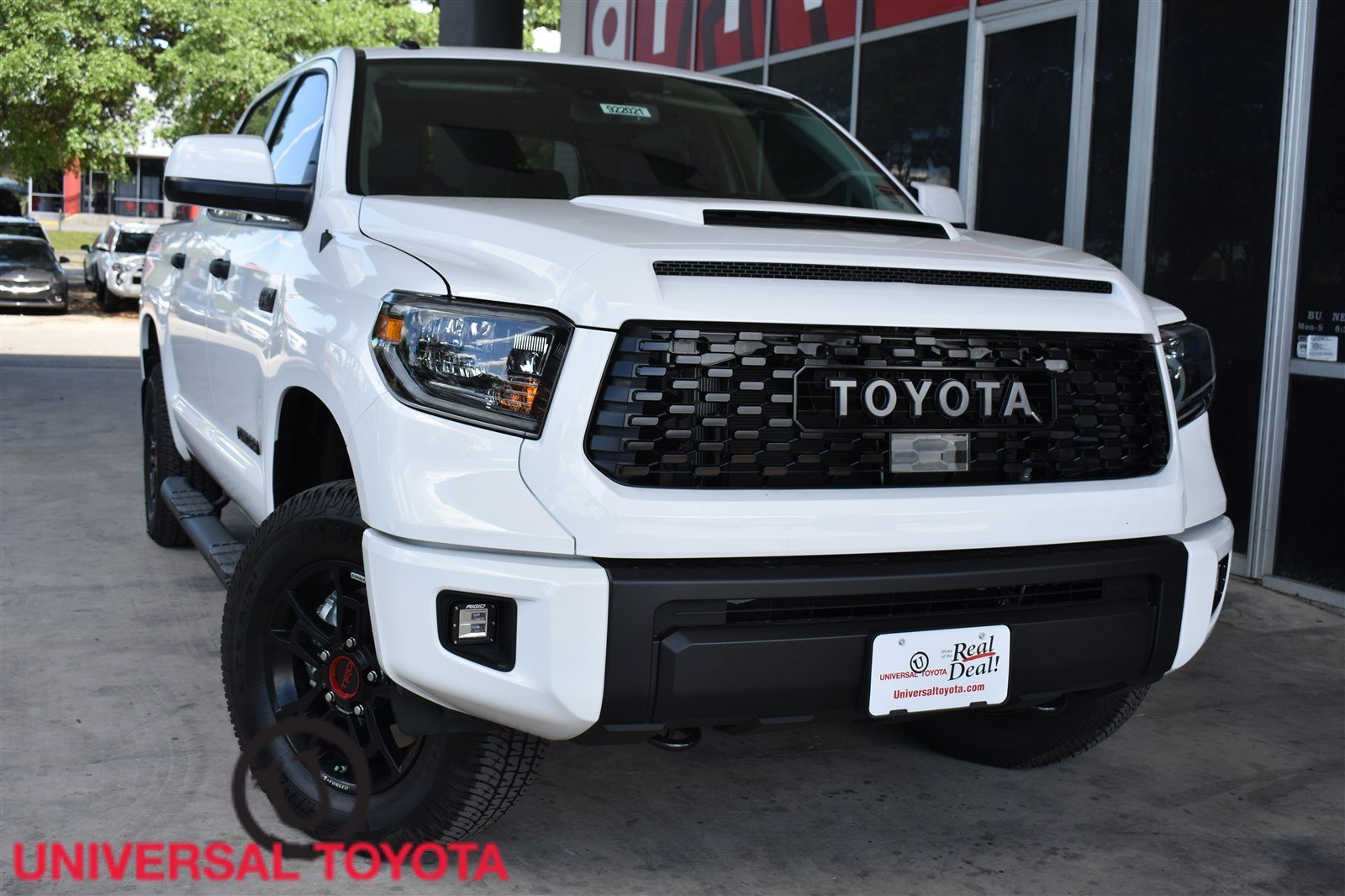 Trd Pro Tundra >> New 2019 Toyota Tundra Trd Pro With Navigation 4wd
