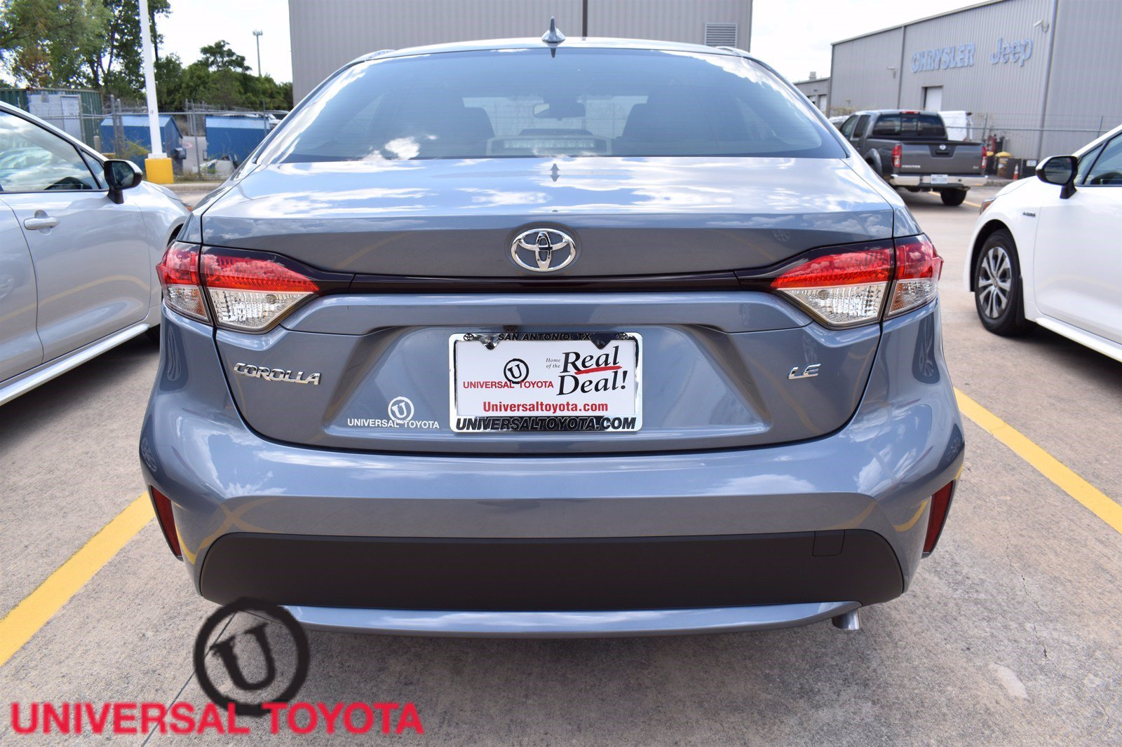 new 2021 toyota corolla le 4dr car in san antonio #210110