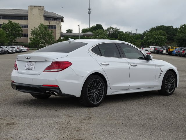 New 2019 Genesis G70 2.0T Advanced