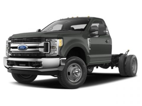 New 2019 Ford Super Duty F-350 DRW