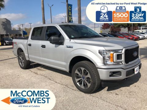 New 2019 Ford F-150 STX
