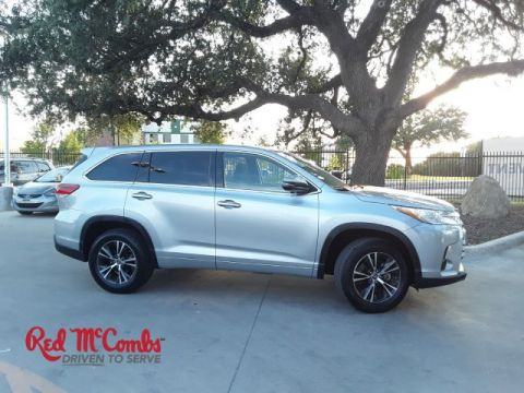 Pre-Owned 2017 Toyota Highlander XLE Sport Utility in San