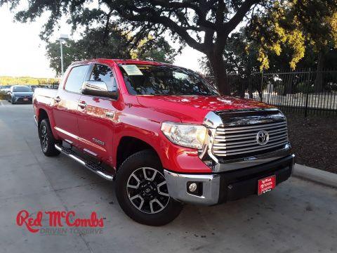 Pre-Owned 2014 Toyota Tundra Limited TRD Off Road