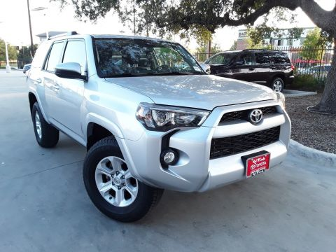 Pre-Owned 2019 Toyota 4Runner SR5 w/ 3rd row