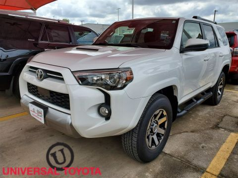 New 2020 Toyota 4Runner TRD Off Road